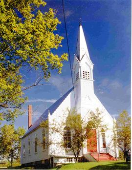 United Church Sawyerville