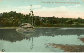 Lone Pine, St. Francis River, Sherbrooke, Que.