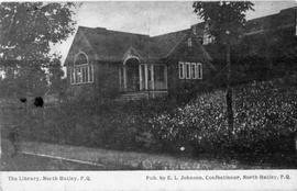 The Library, North Hatley, P.Q.