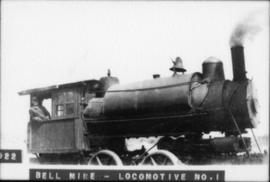 Bell Mine Locomotive No. 1