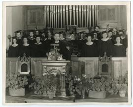 Wesley United Church Choir