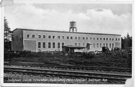 Scotstown Granite Corporation, Stone Cutting Plant (Exterior)