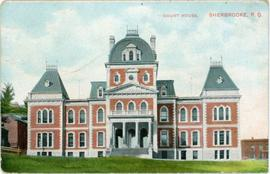 Court House, Sherbrooke, P.Q.