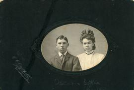 Oscar and Bertha Boyce