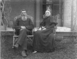 Nelson and Mary LeBaron