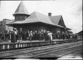 Danville Grand Trunk Railway station