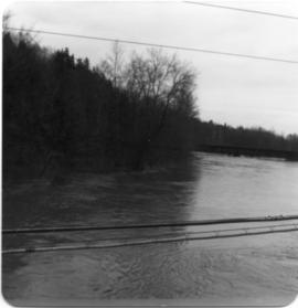 Flood in Lennoxville and on Bishop's University Campus