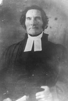 Reverend Thomas Johnson
