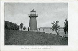 Maxfield Lighthouse, Lake Memphremagog
