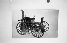 Steam buggy
