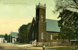 Baptist Church, Coaticook, Que.