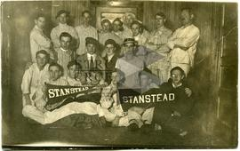 Group of boys, Stanstead College
