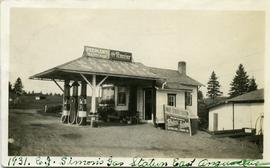 E.J. Simon's gas station