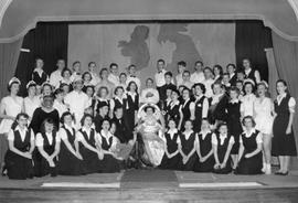 Cast of Coronation Revue