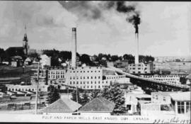 Pulp & Paper Mills East Angus