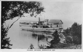 Steamer Anthemis, Georgeville, Que.