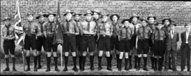First Boy Scouts of East Angus