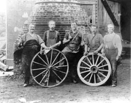 Group of Farriers