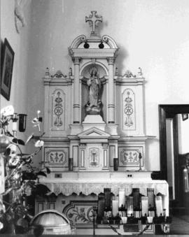 Interior of St-Pierre Church