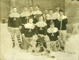 Asbestos hockey team