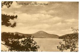 Owl's Head from Tea Table Island