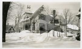 Jenks family home, Baldwin St., Coaticook