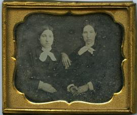 Paulina and Parthenia Cutler