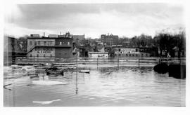 Flood in Sherbrooke