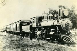 Grocer's picnic train, Knowlton