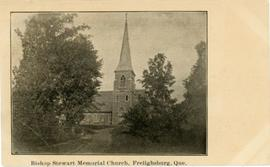 Bishop Stewart Memorial Church, Frelighsburg, Que.