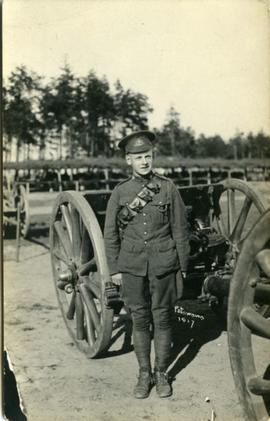 Unidentified soldier, Petawawa