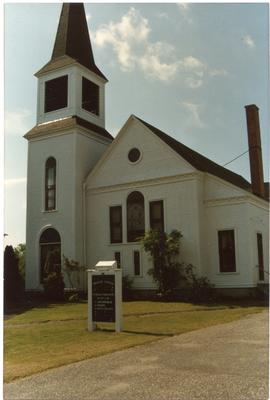 Wesley United Church
