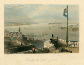View from the Citadel of Quebec