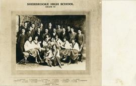 Sherbrooke High School, Grade XI