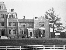 Old Lodge, Bishop's University, Lennoxville