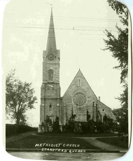 Methodist Church, Stanstead, Quebec