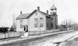 Original Magog High School