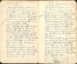 Archie Jenks' Diary, Part B