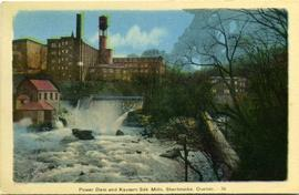 Power Dam and Kaysers Silk Mills