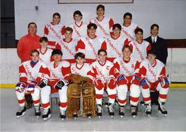 Junior boys hockey
