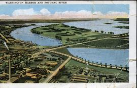 Washington Harbor and Potomac River