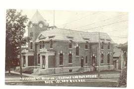 Gov. Building Customs and Post Office Rock Island