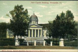 State Capitol Building Montpelier Vt.