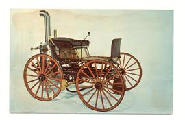 Henry Seth Taylor Steam buggy
